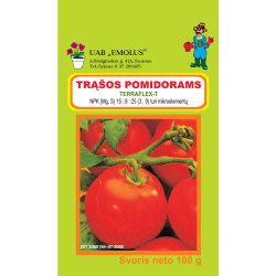 Trąšos Pomidorams...
