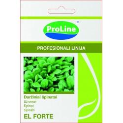 """Daržiniai špinatai """"El Forte"""""""
