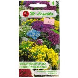 Alpinariuminių gėlių mišinys