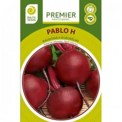 PABLO H, raudonieji...