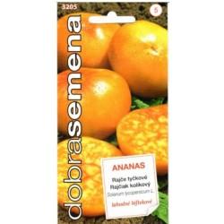Valgomieji Pomidorai Ananas