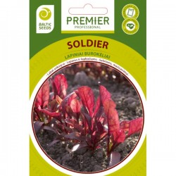 SOLDIER - Bull's Blood,...