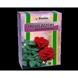 Rožėms organinių,...