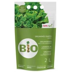 Organinės trąšos daržui 2l