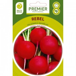 REBEL, ridikėlių sėklos, 5 g