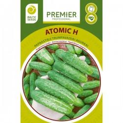 ATOMIC H, lauko agurkai, 60...