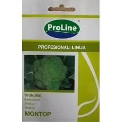 """Brokoliai """"Montop H"""" 25 sėklos"""
