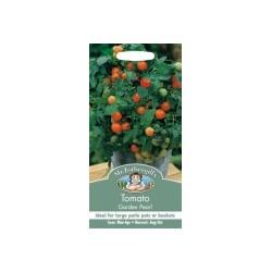 Valgomieji pomidorai Garden...